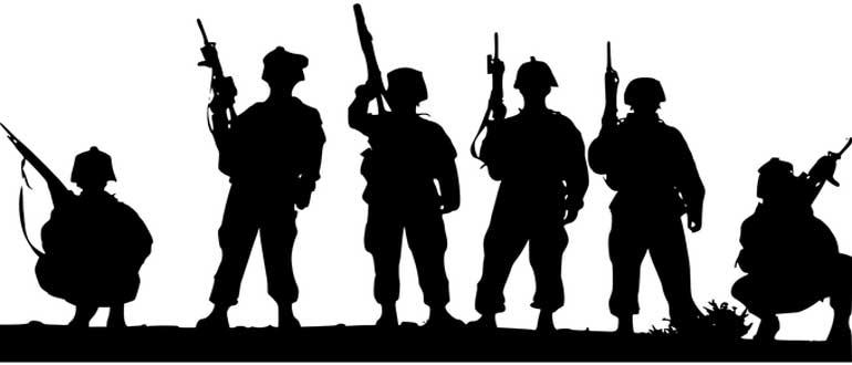 сценки про войну