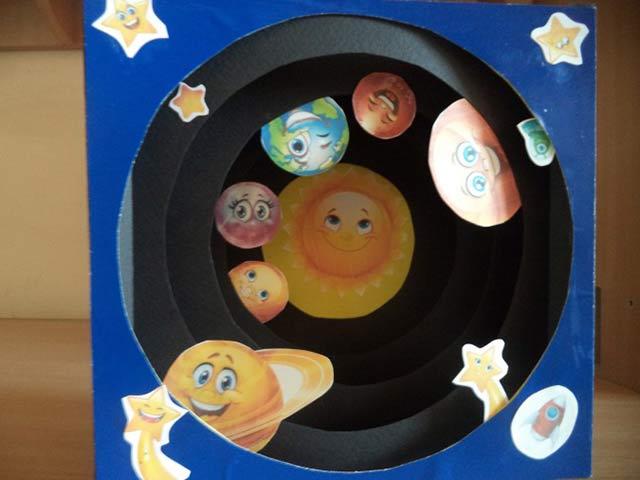 вариант космического тоннеля