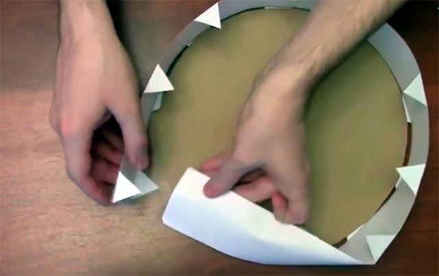 бумажная лента