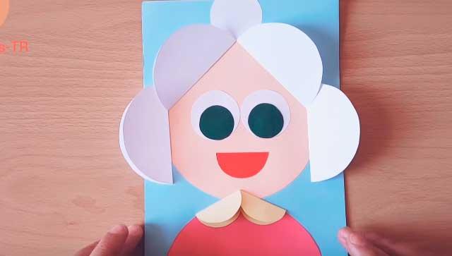 Открытки, открытка для бабушки на день рождения от внука 10 лет