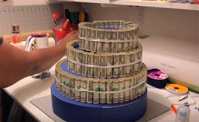 ярусы торта