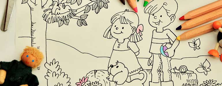 сценки про детский сад