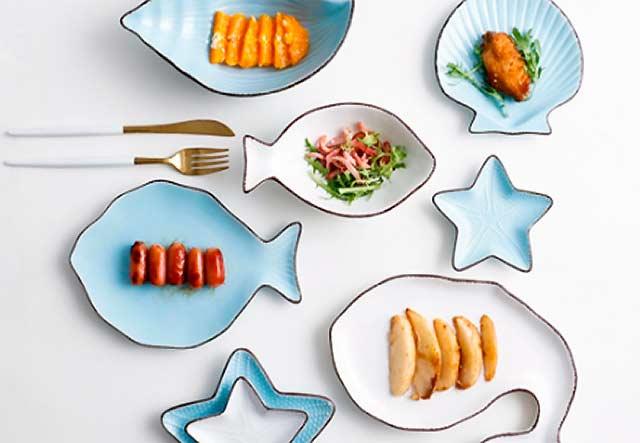 красивые тарелки