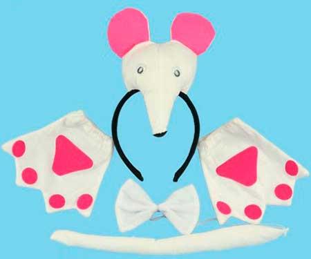костюм крысы
