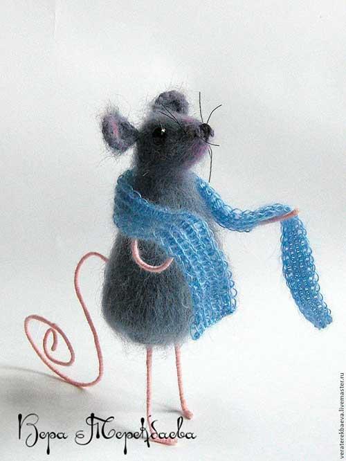 крыска игрушка