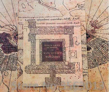 карта мародеров