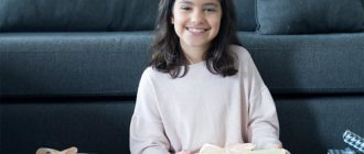 девочка 12 лет